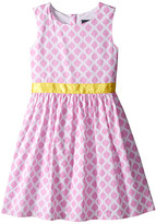 Toobydoo Garden Party Tank Dress (Infant/Toddler/Little Kids/Big Kids)