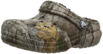 Crocs Unisex Child Classic Realtree Edge Lined Clog