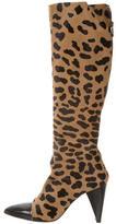 Walter Steiger Ponyhair Printed Boots