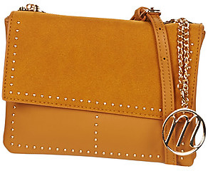 Moony Mood LAVIVA women's Clutch Bag in Yellow