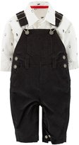 Carter's Holiday Overall Set (Baby) - Black-18 Months