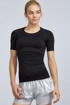 adidas by Stella McCartney Essentials Seamless Mesh Tee