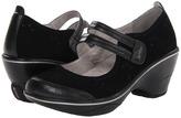 Jambu Scarlet (Black) - Footwear