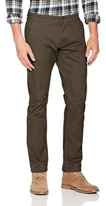 Selected Men's Shhthreeparis Canteen St Pants Noos Trouser, Brown, W/L (Size: )