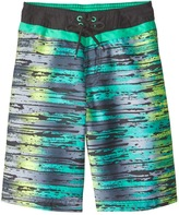 Speedo Boys' Splash Stipe EBoard Short (4-20) - 8154772