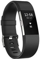 Fitbit Charge 2 Heart Rate + Fitness Wristband Black - Small