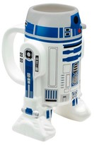 Zak Designs Star Wars® R2-D2 Sculpted Stoneware Mug 10oz