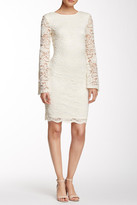 Alexia Admor Bell Sleeve Lace Dress