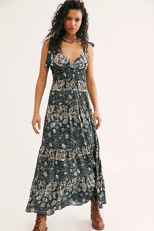 Intimately Let's Smock About It Maxi Slip