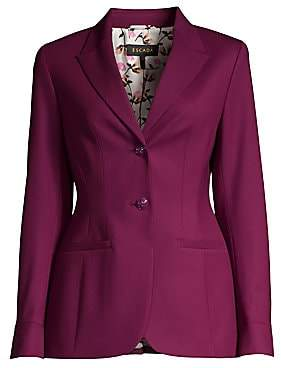 Escada Women's Barla Wool Blazer