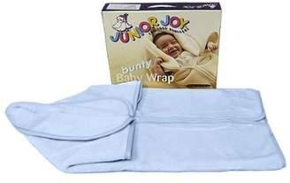 Junior Joy Baby Plain Bunty Wrap (Blue)