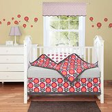 Banana Fish Poppy 3 Piece Baby Crib Bedding Set by Bananafish by Bananafish