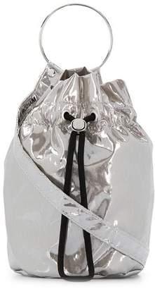 MM6 MAISON MARGIELA toggle fastened shoulder bag