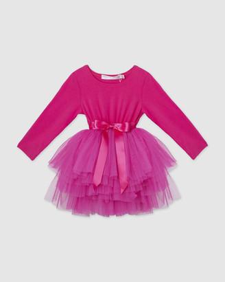 Designer Kidz My First Tutu L/S Dress