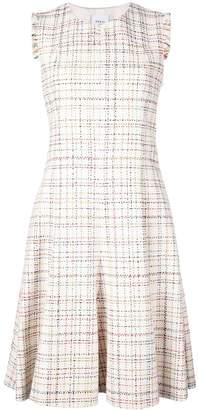 Akris Punto tweed dress