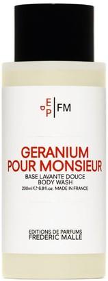 Frédéric Malle Geranium Pour Monsieur Shower Gel (200Ml)