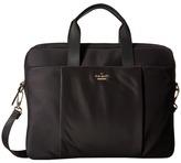 Kate Spade Classic Nylon Laptop Commuter Bag Laptop Case Computer Bags