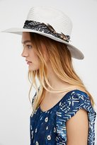 Havana Straw Hat by Lovely Bird at Free People