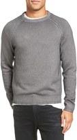 Vince Men's Wool & Cashmere Raglan Crewneck Sweater