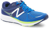 New Balance Blue Green Vazee Prism Running Sneakers