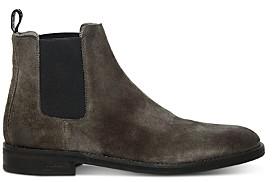 AllSaints Men's Harley Suede Chelsea Boots