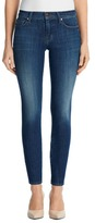 J Brand 811 Mid-Rise Skinny in Thrill