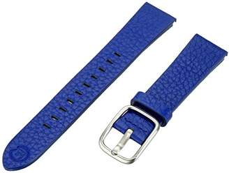 Hadley Roma b&nd by Hadley-Roma with Mode 18mm Genuine Leather Watch Band