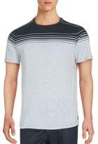 Howe Striped Crewneck T-Shirt