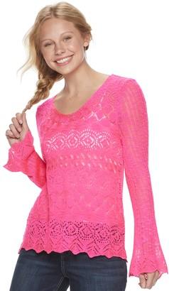 American Rag Juniors' V-Neck Pullover