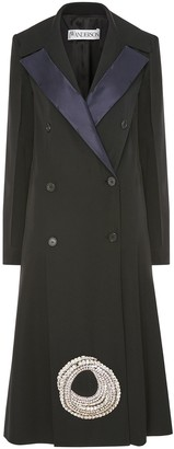 J.W.Anderson Diamante Tailored Coat