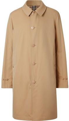 Burberry reversible Vintage Check car coat