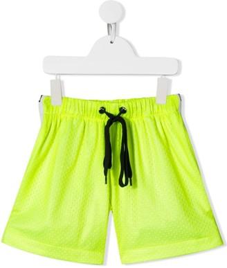 Duoltd Mesh Layered Shorts