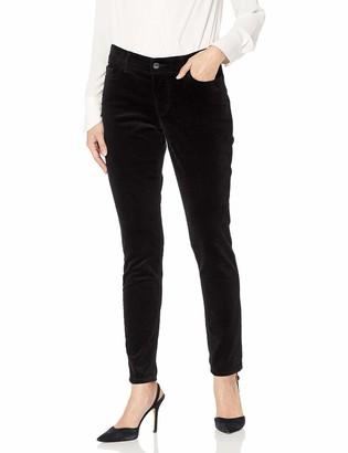 Chaps Women's Skinny 21 WALE Straight Corduroy-Pant