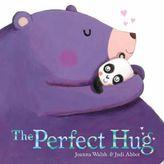 "Simon & Schuster The Perfect Hug"" Board Book by Joanna Walsh"