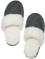 Victoria's Secret Victorias Secret The Embroidered Cozy Slipper