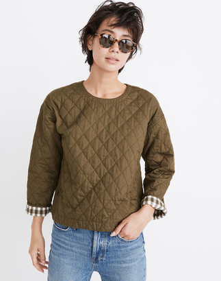 Madewell Quilted Top