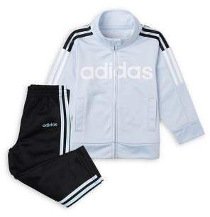 adidas Baby Boy's 2-Piece Tricot Jacket & Pants Set