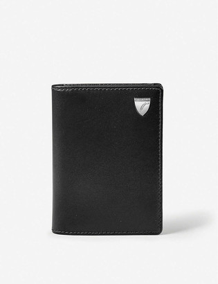 Aspinal of London Leather business card and credit card holder