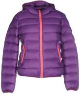 M.Grifoni Denim Down jackets - Item 41627541