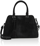 Maison Margiela Women's Calf Hair 5AC Small Satchel-BLACK