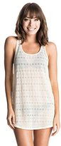 Roxy Women's Crochet Sporty 2 Cover-Up