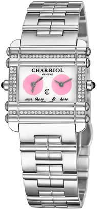 Charriol Women's Actor Diamond Watch
