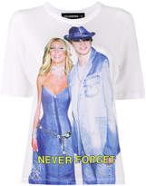 Filles a papa Britney and Justin t-shirt
