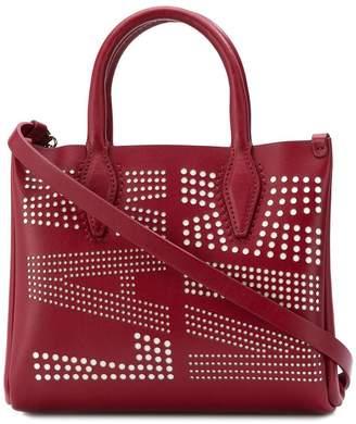Lanvin Nano logo crossbody bag