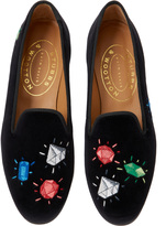 Stubbs & Wootton Jewels Slipper