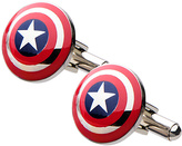 Marvel Captain America Stainless Steel Cuff Links