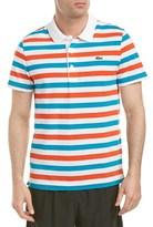 Lacoste Sport Stripe Polo.