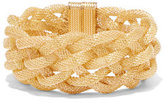 New York & Co. Braided Mesh Bracelet