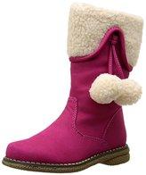 Rachel Athena Lined Pom Pom Boot (Toddler/Little Kid)