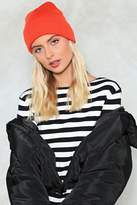 Nasty Gal You're the Queen Beanie